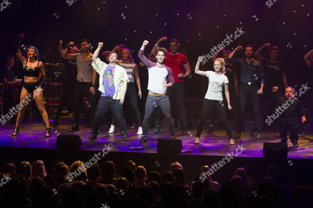 Editorial photo of 'Eugenius!' musical, Concert, London, UK - 29 Jun 2016