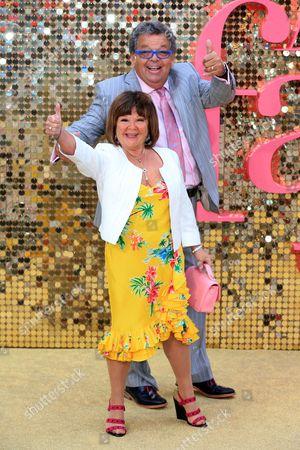Janette Tough and Ian Tough aka The Krankies