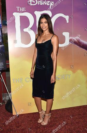 Editorial picture of 'The BFG' film screening, New York, USA - 29 Jun 2016