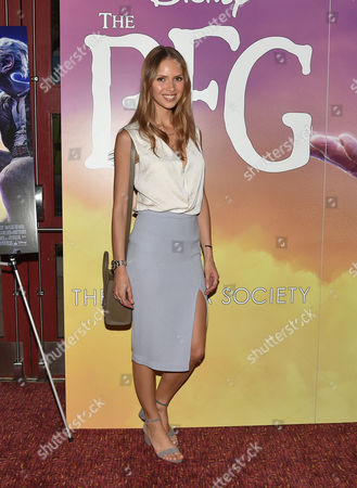Editorial photo of 'The BFG' film screening, New York, USA - 29 Jun 2016