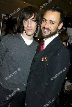 Daniel Vosovic and Nick Verreos