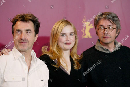 'Four Stars' ( 'Quatre Etoiles' ) film photocall - Francois Cluzet, Isabelle Carre and Christian Vincent