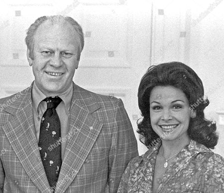 Editorial picture of AMERICAN PRESIDENT, GERALD FORD, WHITE HOUSE, WASHINGTON, AMERICA  - 1976