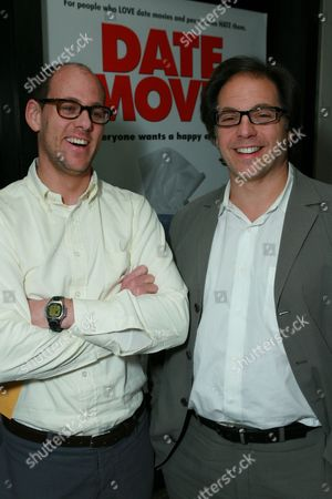 Sanford Panitch and Jeffrey Godsick