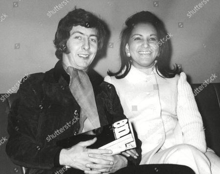 Disc Jockey Dave Cash And Wife Dawn. Box 660 101301166 A.jpg.