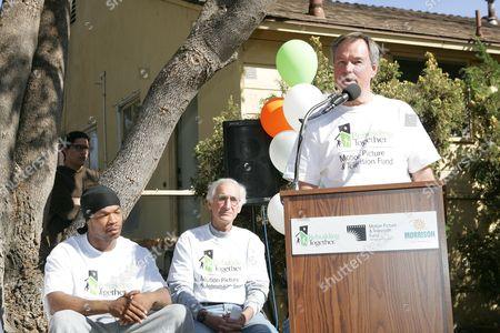 Xzibit, Dr. David Tillman and Ken Scherer