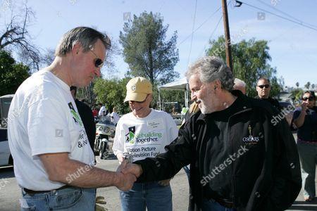 Ken Scherer and Sid Ganis