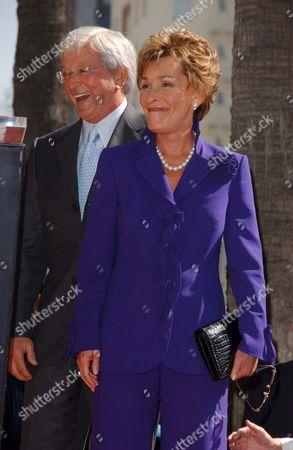 Judge Judy Sheindlin and husband Judge Jerry Sheindlin