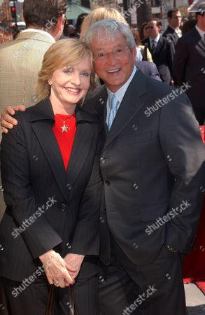 Florence Henderson and Judge Jerry Sheindlin