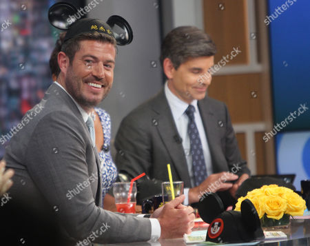 Editorial picture of 'Good Morning America' TV show, New York, USA - 29 Jun 2016