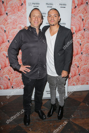 Editorial photo of Evan Ross hosts MeWe Summer Kick Off Party, Los Angeles, USA - 29 Jun 2016
