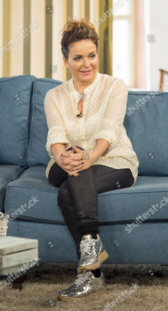 Editorial picture of 'This Morning' TV show, London, UK - 30 Jun 2016