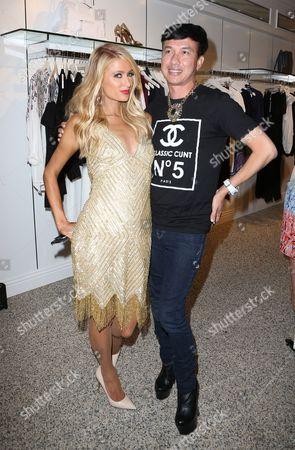Paris Hilton, Bobby Trendy