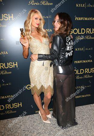 Paris Hilton, Robin Antin