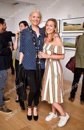 Sophia Hesketh and Alice Cadestin