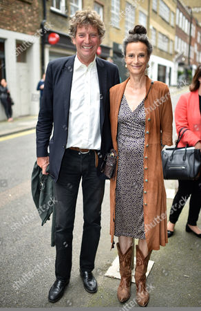 Tim Hanbury and Tracy Louise Ward, Marchioness of Worcester