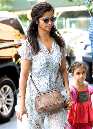 Stock Picture of Camila Alves, Vida Alves McConaughey