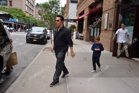 Matthew McConaughey, Levi Alves McConaughey
