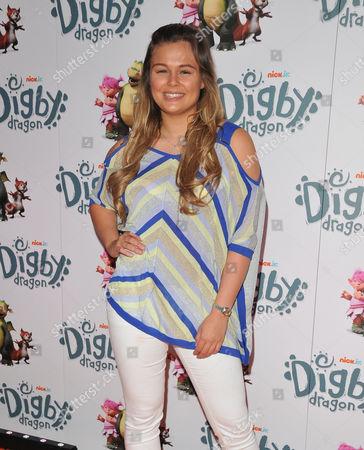 Editorial photo of 'Digby Dragon World' film premiere, London, UK - 02 Jul 2016