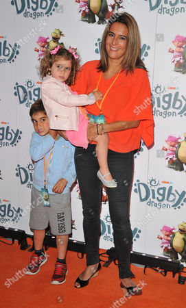 Samantha Simmonds & her kids