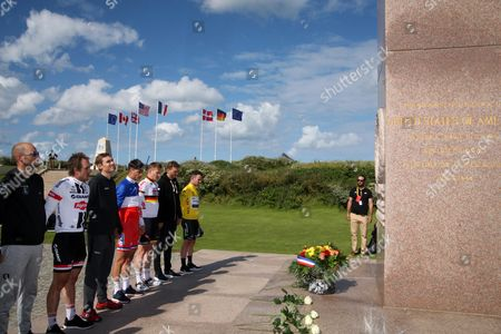 Editorial image of Tour de France, Stage 1, Normandy, France - 02 Jul 2016
