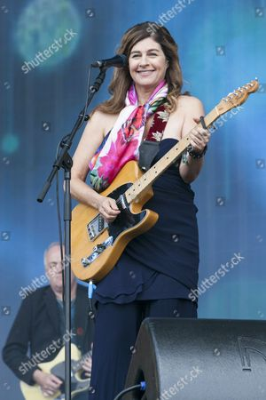 Editorial photo of British Summer Time festival, Hyde Park, London, UK - 03 Jul 2016