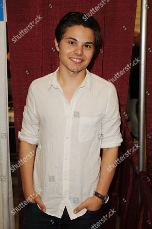 Stock Picture of Zach Callison