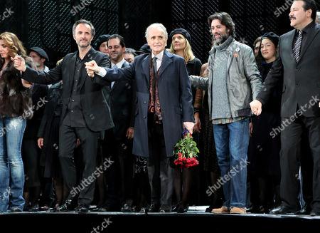 Editorial photo of 'El Juez' opera, Theater an der Wien, Vienna, Austria - 02 Jul 2016