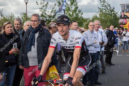 Frank Schleck, Team Trek