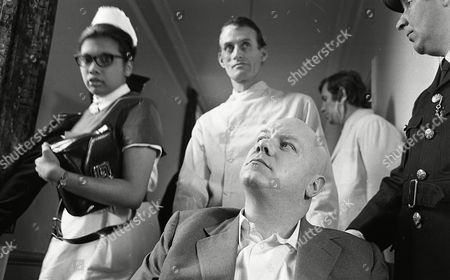 Editorial picture of 'The Frighteners' TV Series - July 1972 (Season 1, Episode 1 - The Minder)