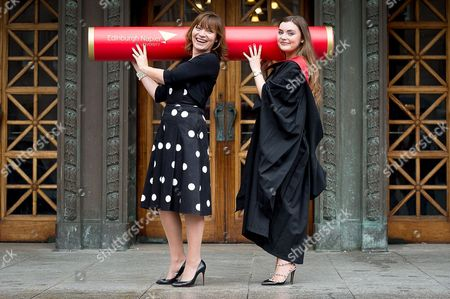Lorraine Kelly and her daughter Rosie Smith