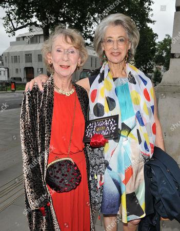 Marcia Warren and Maureen Lipman