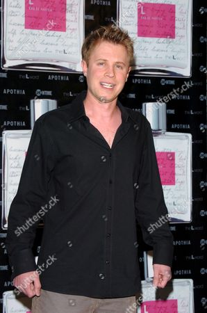 Editorial photo of LAUNCH OF 'L'EAU DE PARFUM' INSPIRED BY THE TV SHOW 'THE L - WORD', HOLLYWOOD, LOS ANGELES, AMERICA - 15 FEB 2006