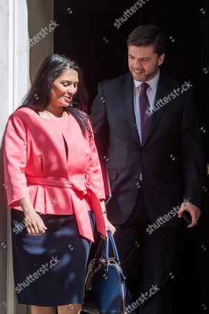 Minister of State for Employment Priti Patel, Secretary of State for Work and Pensions Stephen Crabb