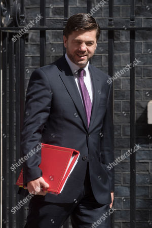 Secretary of State for Work and Pensions Stephen Crabb