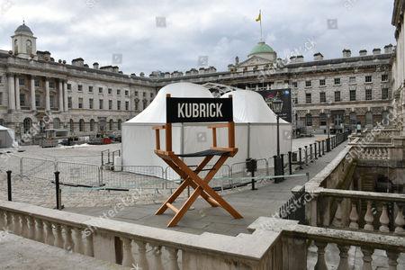 Nancy Fouts. Kubrick's Chair. 2016