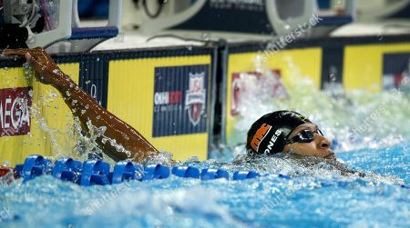 Editorial photo of US Olympic Swimming Trials, Omaha, USA - 01 Jul 2016