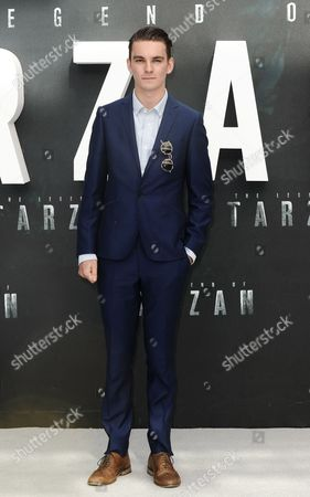 Editorial image of 'The Legend of Tarzan' film premiere, London, UK - 05 Jul 2016