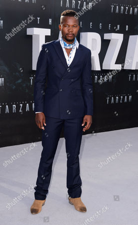 Editorial picture of 'The Legend of Tarzan' film premiere, London, UK - 05 Jul 2016