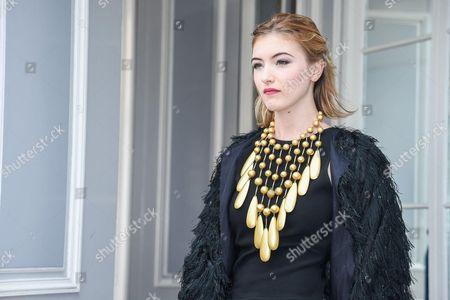 Editorial photo of Christian Dior show, Autumn Winter 2016, Haute Couture Fashion Week, Paris, France - 04 Jul 2016