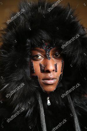 Editorial photo of Ludovic Winterstan show, Autumn Winter 2016, Haute Couture Fashion Week, Paris, France - 05 Jul 2016
