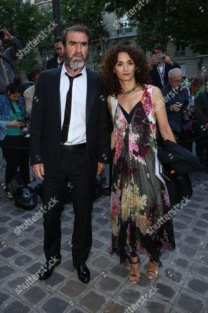 Eric Cantona, Rachida Brakni