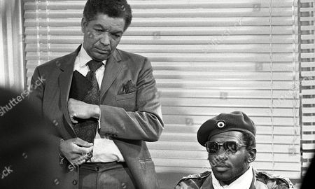 Rudolph Walker, Earl Cameron (Season 1, Episode 6 - Firing Squad)