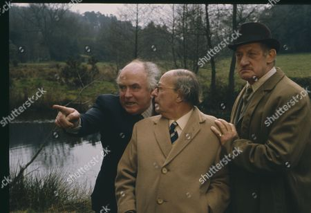 Editorial photo of 'The Frighteners' TV Series -  - Sep 1972