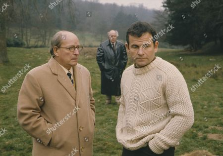 Ian Holm, Leslie French (Season 1, Episode 8 - The Treat)