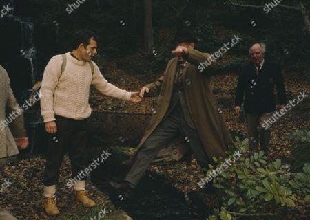 Stock Photo of Ian Holm, Leslie French, Liam Redmond (Season 1, Episode 8 - The Treat)