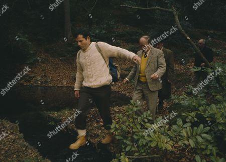 Ian Holm, Leslie French, Liam Redmond (Season 1, Episode 8 - The Treat)