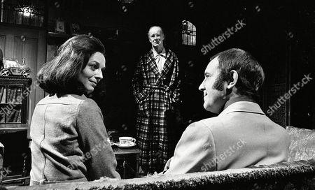 Stock Image of Ian Hendry, Wendy Gifford, John Welsh (Season 1, Episode 9 - Bed and Breakfast)