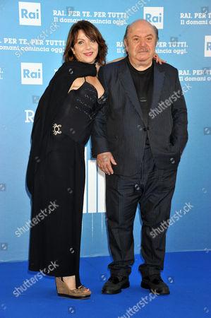 Lino Banfi, Rosanna Banfi