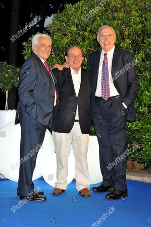 Giancarlo Magalli, Pippo Baudo, Michele Guardi
